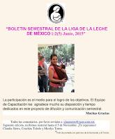 5a Edición Boletín  LLL Mex