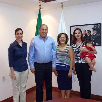 NOTICIAS: El Gobierno de Coahuila apoya a LLL Saltillo