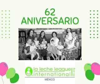 62 Aniversario de la Liga de La Leche