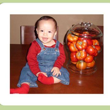 Amamantando a un bebé con Síndrome de Down