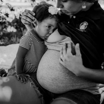 Amamantando Durante el Embarazo