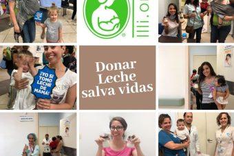 Políticas vigentes de donación de leche materna