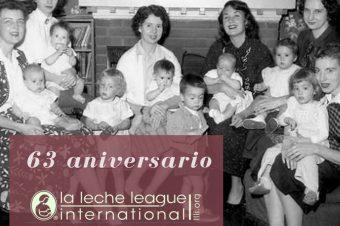 Otro año más… 63 aniversario de la Liga de La Leche Internacional