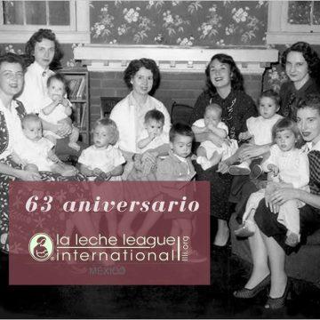Otro año más… 63 aniversario de la Liga de La Leche Internacional.- Por Alejandra Apolinar