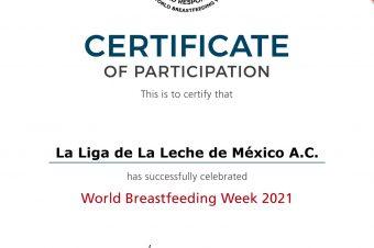 SMLM2021. Proteger la lactancia. Una responsabilidad de todas y todos.